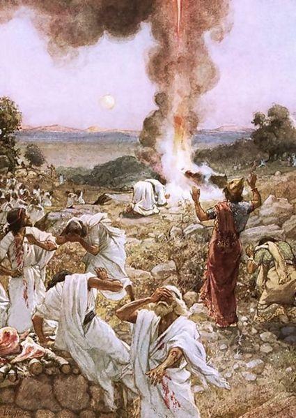 elijah the biblical timeline