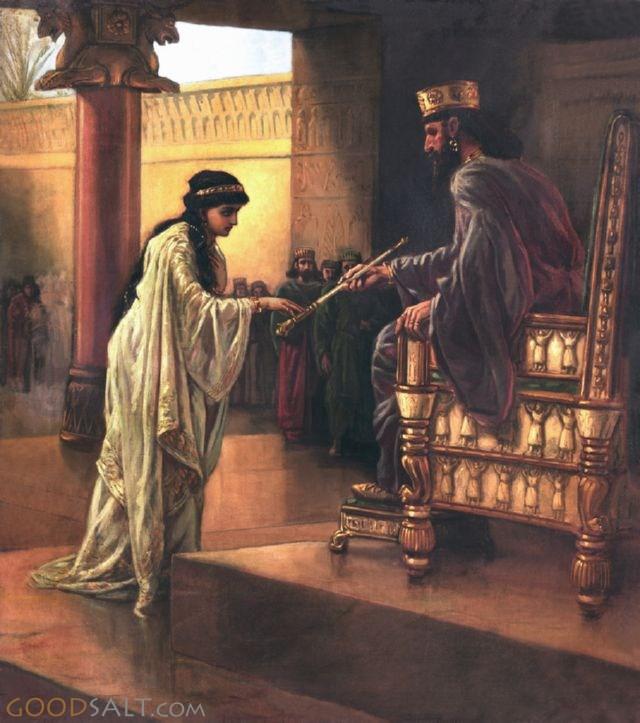 Esther The Biblical Timeline